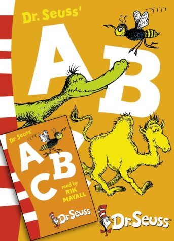 9780007173693: Dr. Seuss ABC (Book & Tape)