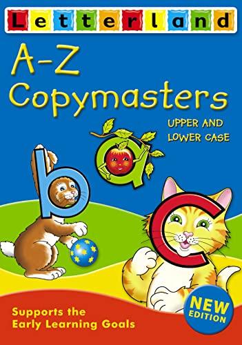 9780007173792: A-Z Copymasters (Letterland)