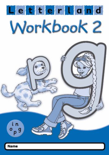 9780007173846: Letterland - Workbook 2: No. 2