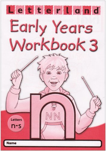 9780007173907: Letterland Early Years Workbook: Bk.3 (No. 3)