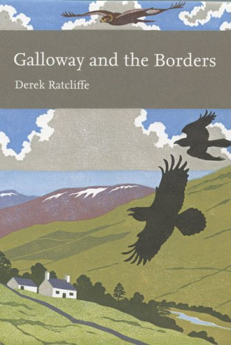9780007174010: Galloway and the Borders (Collins New Naturalist)