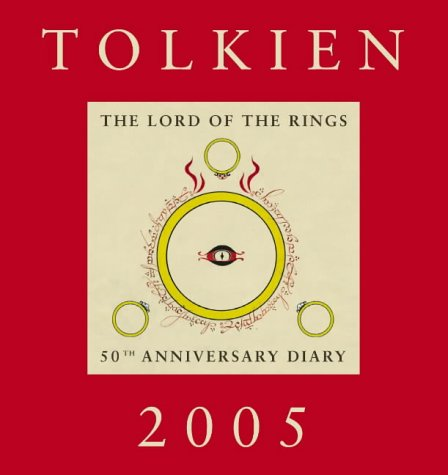 9780007174034: Tolkien Diary 2005: 50th Anniversary Edition