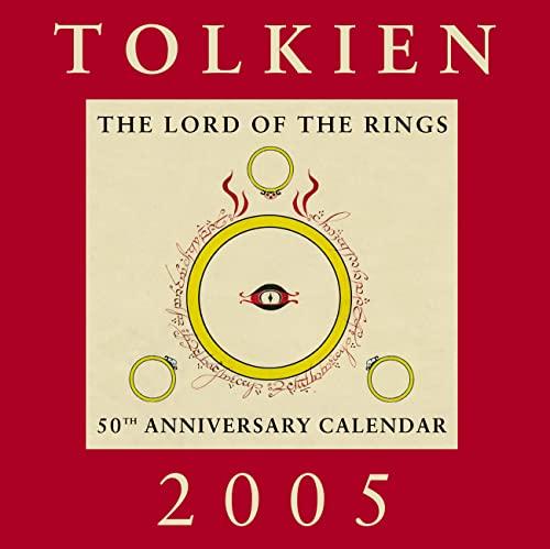 9780007174041: Tolkien Calendar 2005: 50th Anniversary Edition
