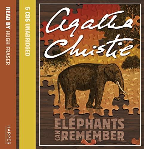 Elephants Can Remember: Complete & Unabridged: Agatha Christie, Hugh