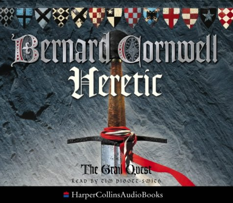 9780007174102: Heretic (The Grail Quest, Book 3)