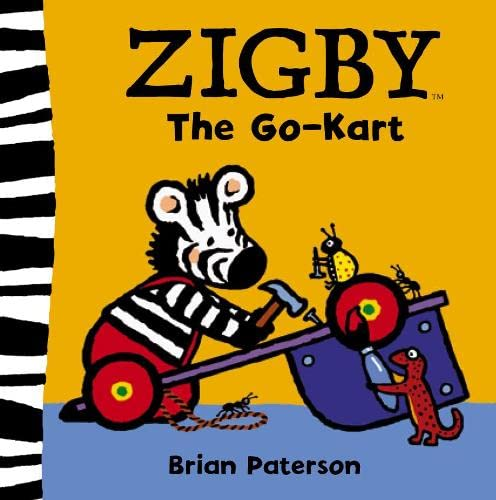 Zigby: The Go-Kart (v. 1): Paterson, Brian