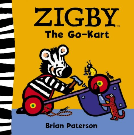 9780007174201: Zigby - The Go-Kart: Go-kart v. 1