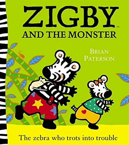 9780007174232: Zigby and the Monster