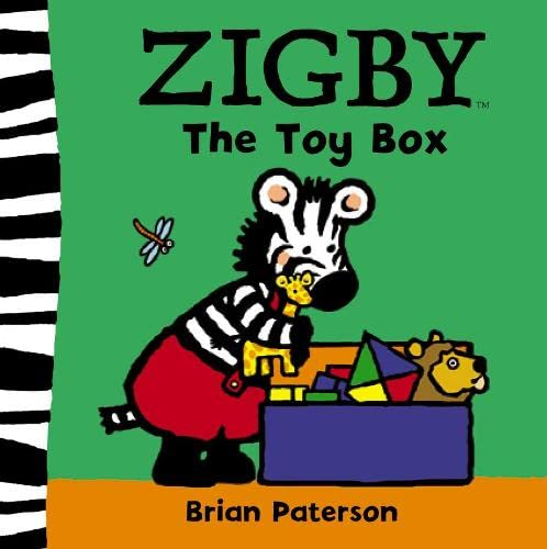 9780007174249: Zigby: The Toy Box (v. 4)