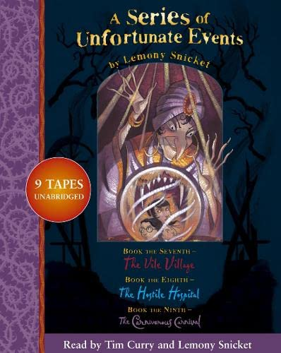 9780007174331: Lemony Snicket Gift Pack (Series of Unfortunate Events)