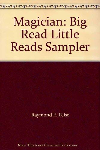 9780007174379: Magician: Big Read Little Reads Sampler
