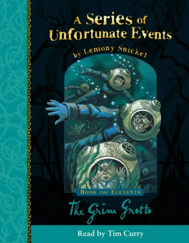 9780007174614: A Series of Unfortunate Events (11) - Book the Eleventh - The Grim Grotto: Complete & Unabridged