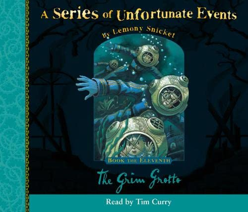 9780007174621: The Grim Grotto (Series of Unfortunate Events)