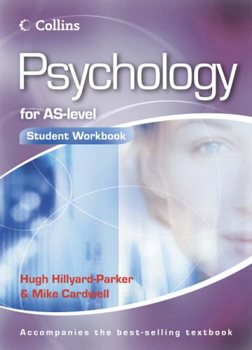 9780007174751: Psychology - Psychology for AS Level Student Workbook