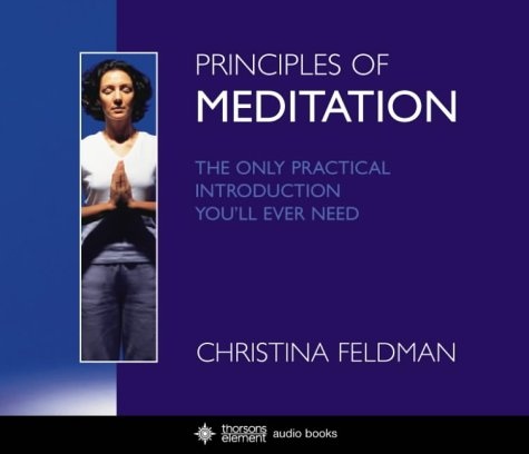 9780007174898: Meditation: The Only Introduction You'll Ever Need (Principles of)