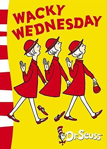 9780007175161: Wacky Wednesday: Green Back Book (Dr Seuss - Green Back Book)
