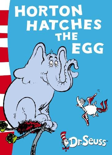 9780007175192: Horton Hatches the Egg: Yellow Back Book (Dr. Seuss - Yellow Back Book)