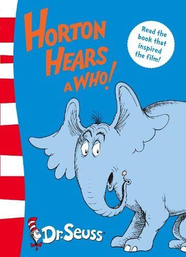9780007175208: Horton Hears A Who!: Yellow Back Book (Dr Seuss - Yellow Back Book) (Dr. Seuss: Yellow Back Books)