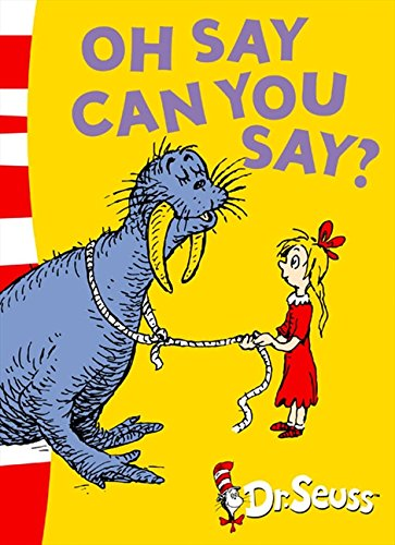 9780007175222: Oh Say Can You Say?: Green Back Book (Dr. Seuss - Green Back Book)