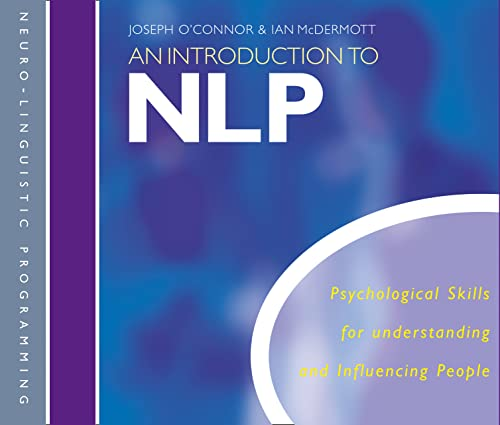 9780007175260: An Introduction to Nlp: Psychological Skills for Understanding and Influencing People