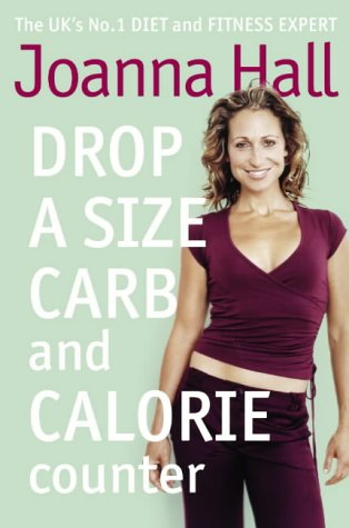 9780007175284: Drop a Size Calorie and Carb Counter