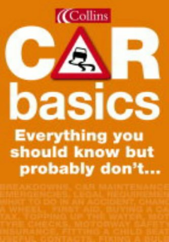 9780007175512: Collins Car Basics