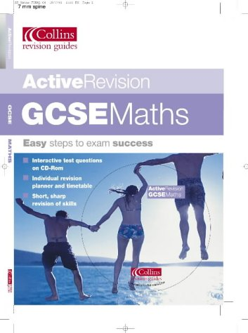 9780007175857: GCSE Maths: Intermediate (Active Revision)