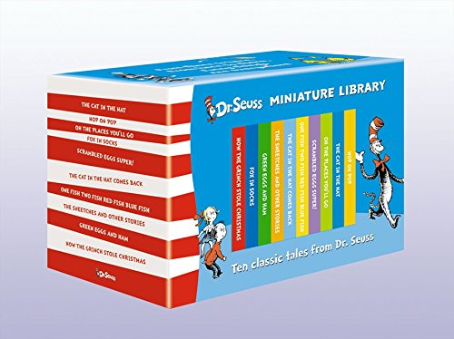9780007175918: The Dr. Seuss Miniature Library: Mini Hardback Gift Box