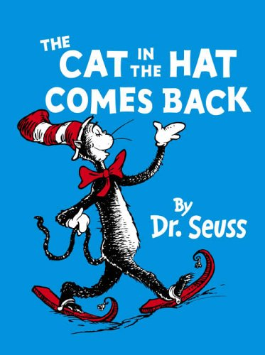 9780007175925: THE CAT IN THE HAT COMES BACK ( Mini Format )