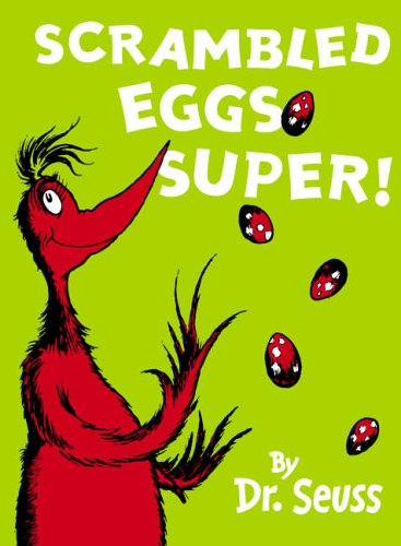 9780007175963: Scrambled Eggs Super!: Mini Edition (Dr Seuss Mini Edition)