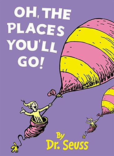 9780007175970: Oh, The Places You'll Go!: Mini Edition (Dr Seuss Miniature Edition)