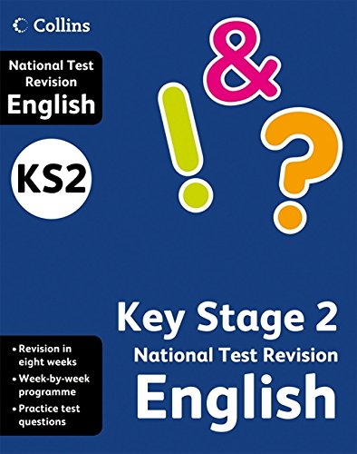 9780007175994: Key Stage 2 English (Collins Key Stage 2 National Test Revision): Pupil Book