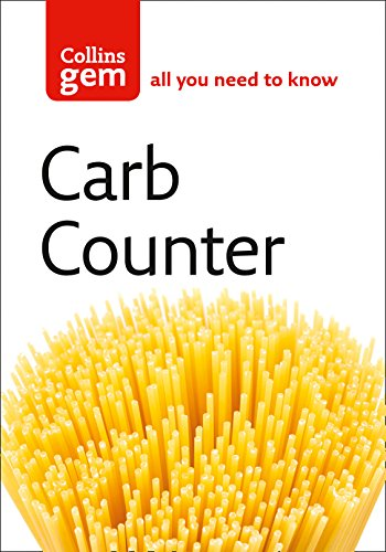9780007176014: Carb Counter: A Clear Guide to Carbohydrates in Everyday Foods (Collins Gem)