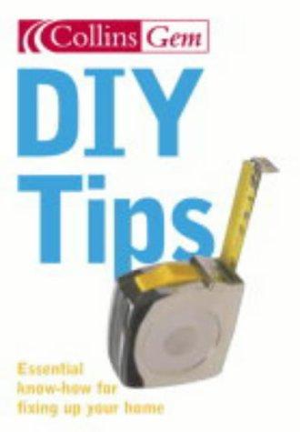 9780007176038: Diy Tips (Collins Gem)