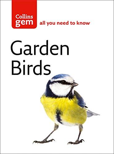 9780007176144: Garden Birds (Collins Gem)