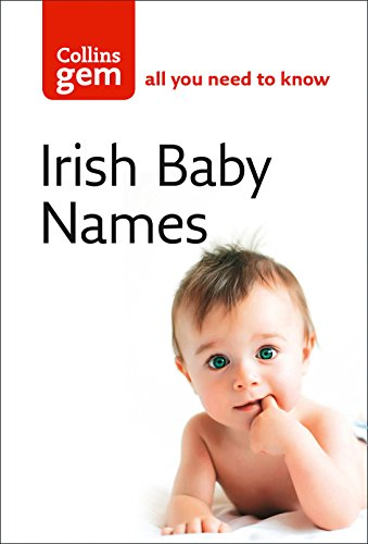 9780007176175: Irish Babies Names (Collins Gem)