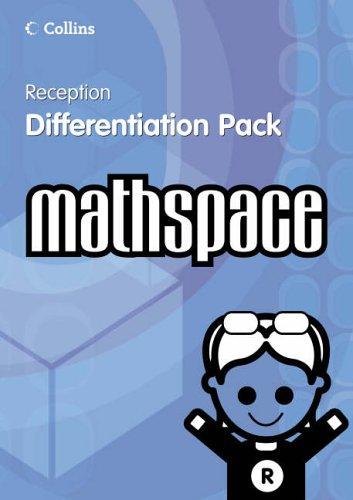 9780007176489: Mathspace - Reception Differentiation Worksheets