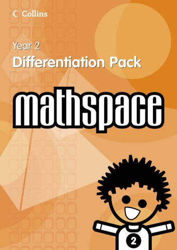 9780007176502: Mathspace - Year 2 Differentiation Worksheets