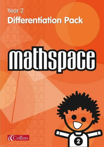 9780007176502: Mathspace: Year 2 Differentiation Worksheets