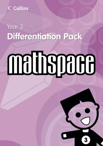 9780007176519: Mathspace – Year 3 Differentiation Worksheets
