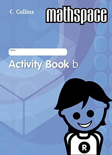 9780007176564: Mathspace - Reception Activity Book b: Reception Activity Book No.2