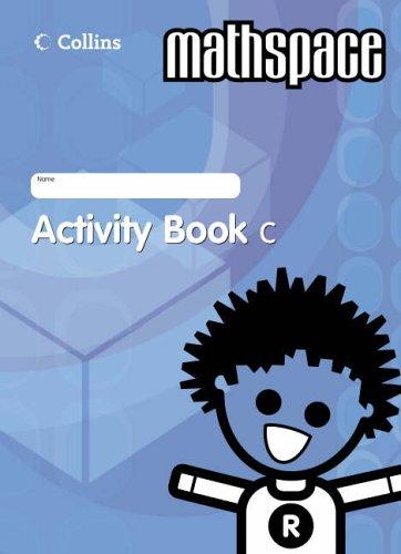 9780007176571: Mathspace - Reception Activity Book c: Reception Activity Book No.3