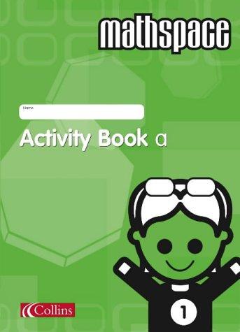 9780007176588: Mathspace: Year 1 Activity Book Bk. A
