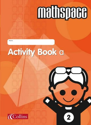 Mathspace: Year 2 Activity Book Bk. A: Lambda Educational Technologies