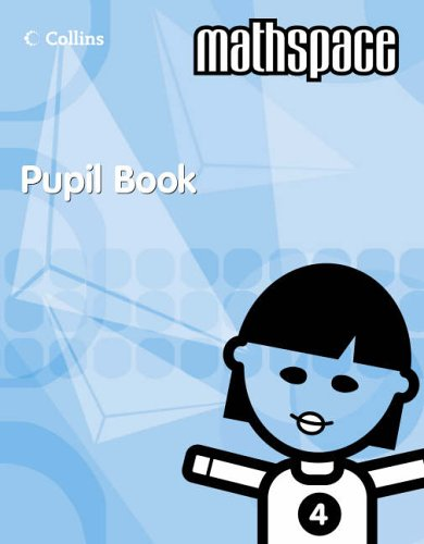 9780007176656: Mathspace - Year 4 Pupil Book