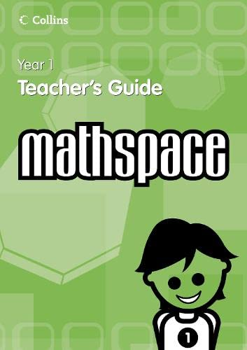 9780007176694: Mathspace: Year 1 Teacher's Guide