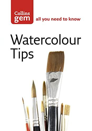 9780007177080: Watercolour Tips (Collins Gem)
