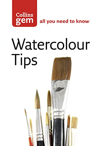 9780007177080: Collins Gem Watercolour Tips: Practical Tips to Start You Painting