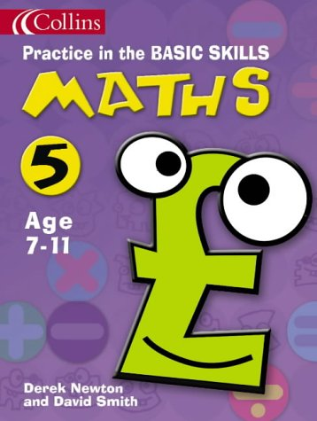 9780007177103: Practice in the Basic Skills (10) - Maths Book 5: Maths Bk.5