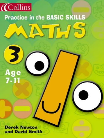 9780007177127: Practice in the Basic Skills (8) - Maths Book 3: Maths Bk.3